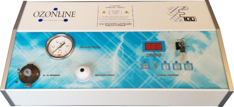 Ozone therapy, detoxifying body