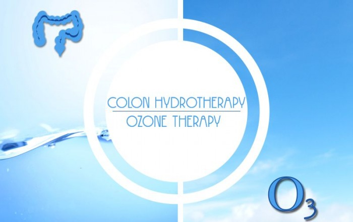 Colonic irrigation Therapy, ozone therapy
