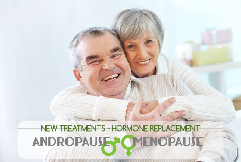 natural medicine, menopause, andropause, hormone problems