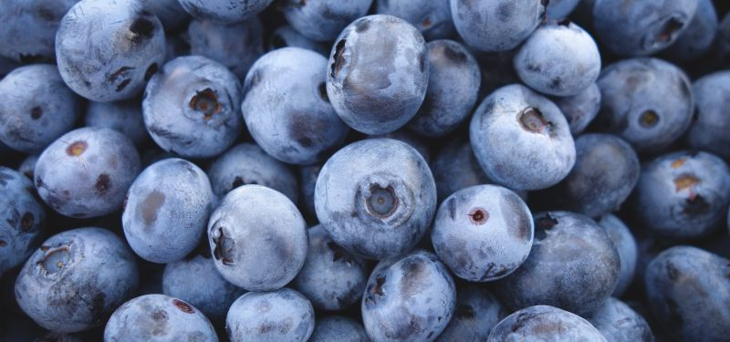 blueberries, cancer prevention, anticancer superfoods