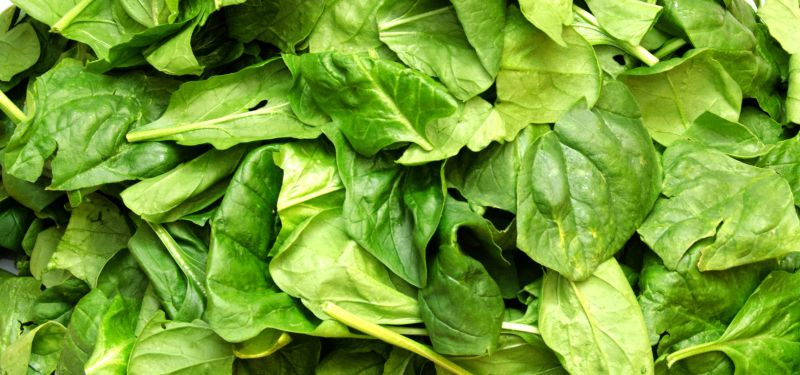 spinach, cancer prevention, anticancer superfoods