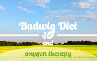 dr budwig, oxygen treatments