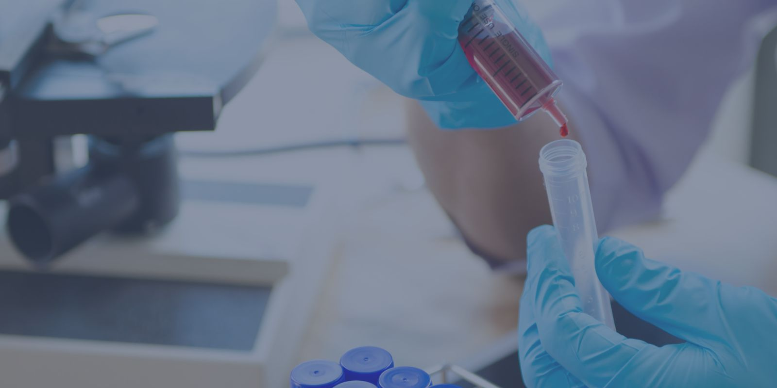 Blood analisis and test, Biomedic clinic Spain